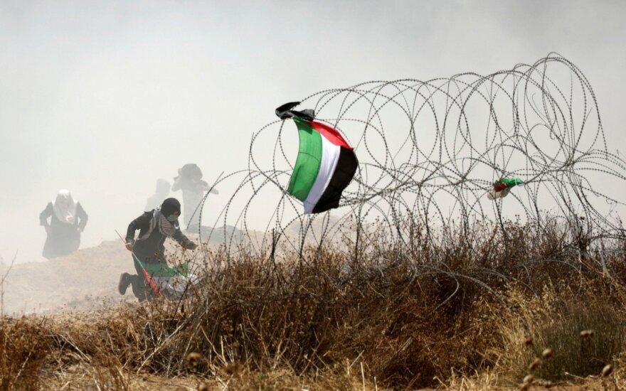 Израиль отверг решение ООН о расследовании событий в Газе