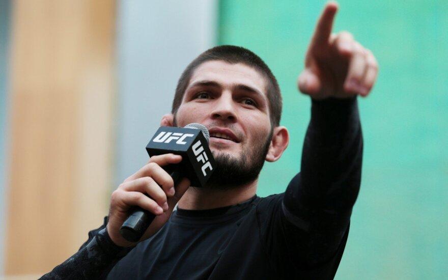 Нурмагомедов готов дать реванш Макгрегору, если тот приедет в Москву
