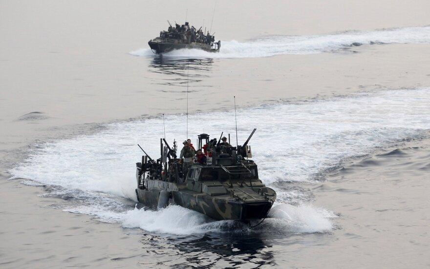 США создают военную коалицию для защиты танкеров в регионе Персидского залива