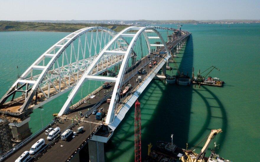 Глава МИД Литвы: такие мосты никуда не ведут