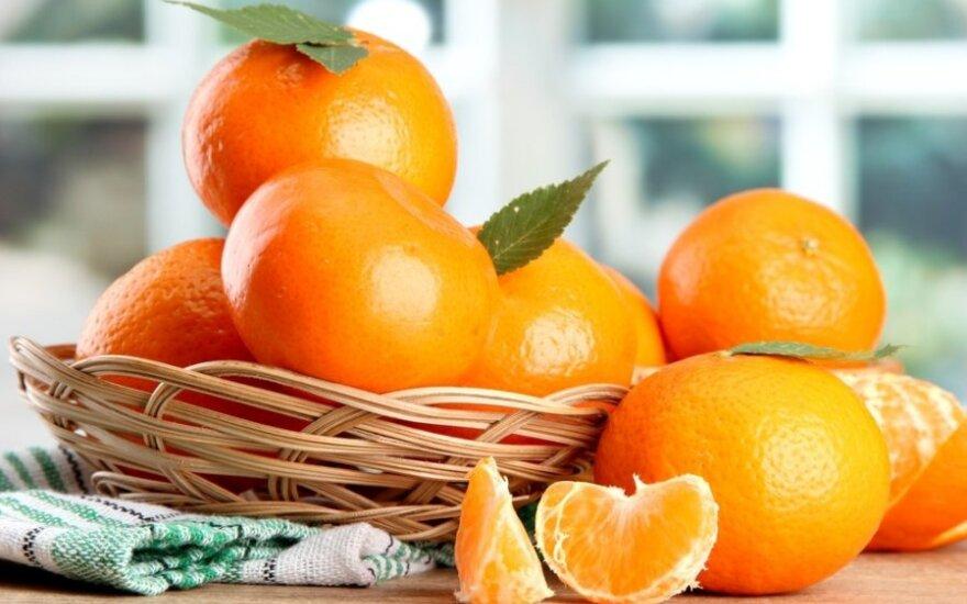 Худеем после праздников на апельсиновой диете