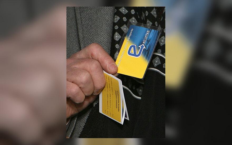 Elektroninis bilietas