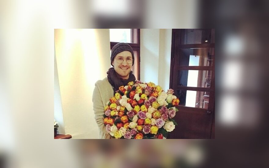 Floristas Antanas Mažonas