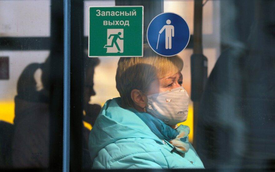 В Беларуси зарегистрированы 16705 человек с коронавирусом. Умерли 99 человек