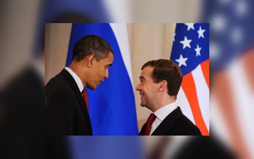 Обама пообещал учитывать интересы РФ на постсоветском пространстве