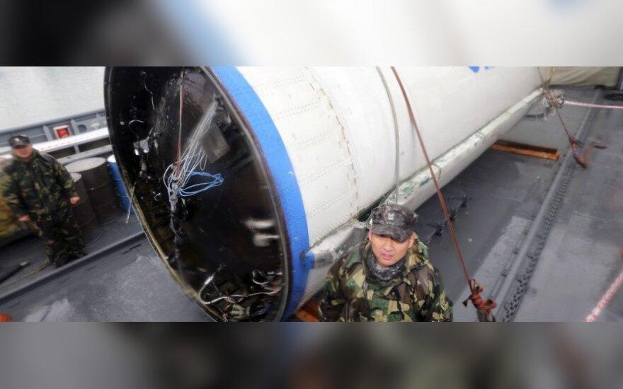 Литва осудила запуск баллистических ракет Северной Кореей