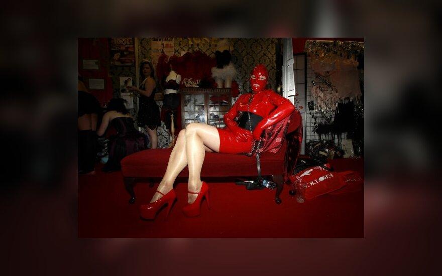 В Лондоне прошел Фестиваль эротики