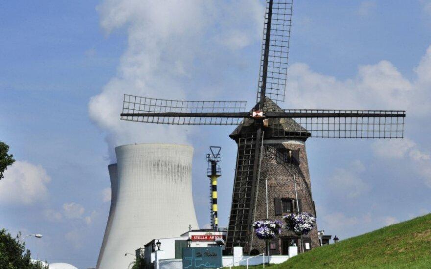 atominė elektrinė Belgijoje