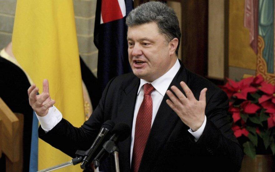 Prezydent Ukrainy przyjedzie do Polski z oficjalną wizytą
