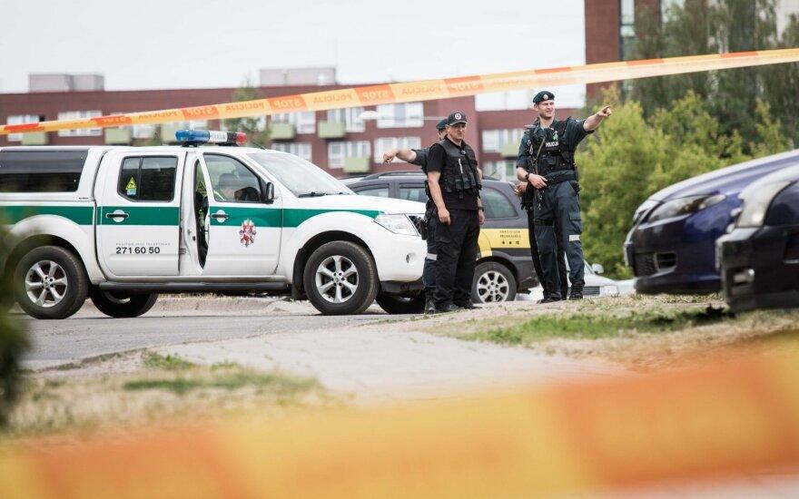 Недалеко от Вильнюсского аэропорта обнаружена авиационная бомба