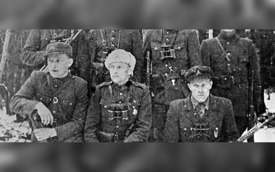 Lietuvos partizanai, Genocido aukų muziejaus nuotr.