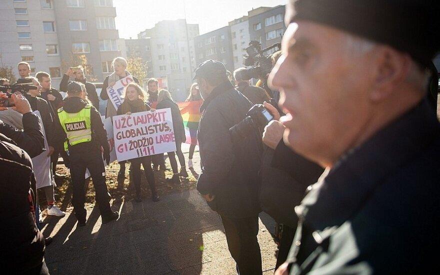 """""""Репортеры без границ"""": в Литве улучшилась ситуация со свободой слова"""