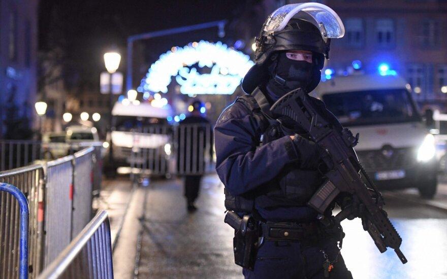 МИД: во время стрельбы в Страсбурге граждане Литвы не пострадали