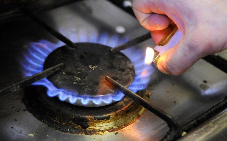 Жители смогут покупать газ не только у Lietuvos dujos