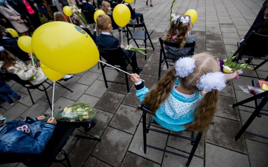 У учеников из Клайпеды и Расейняй диагностирован коронавирус