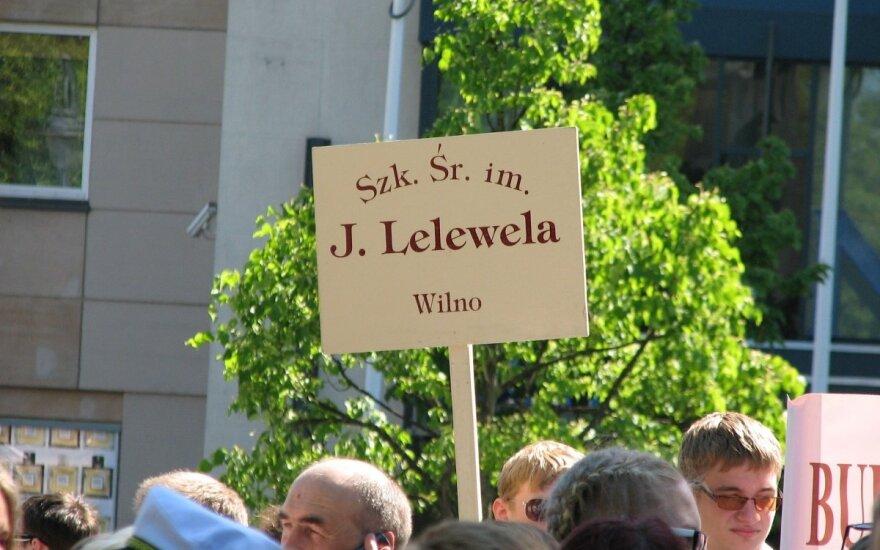 Szkoła Śr. im. J. Lelewela zostanie długim gimnazjum, jeśli zwolni budynek na Antokolu