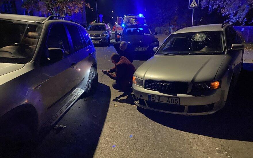 В Новой Вильне ДТП совершил нетрезвый водитель Audi