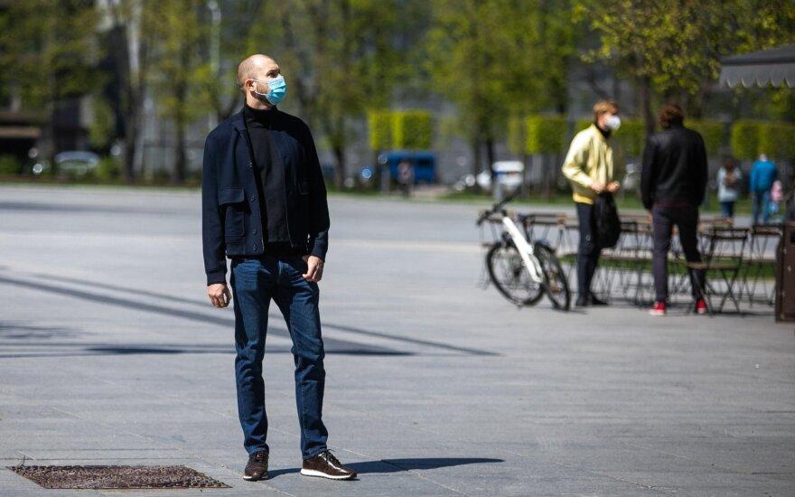 Министр здравоохранения Литвы: представлено предложение об отмене обязательного ношения масок