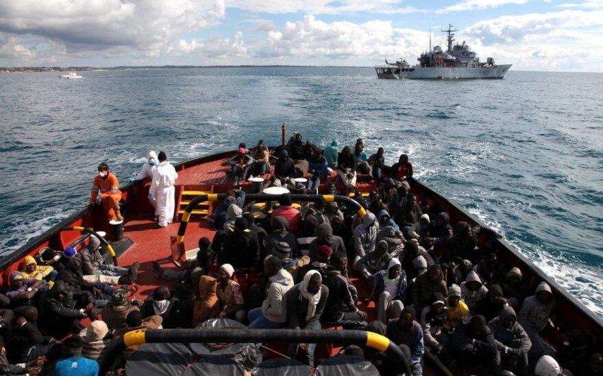 Лесбос захлестнула волна иммигрантов