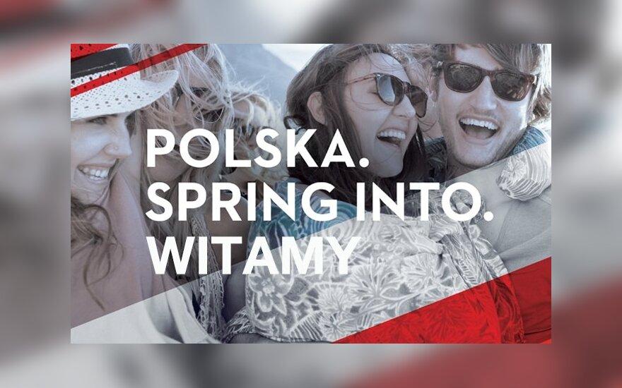 Polska. Spring into