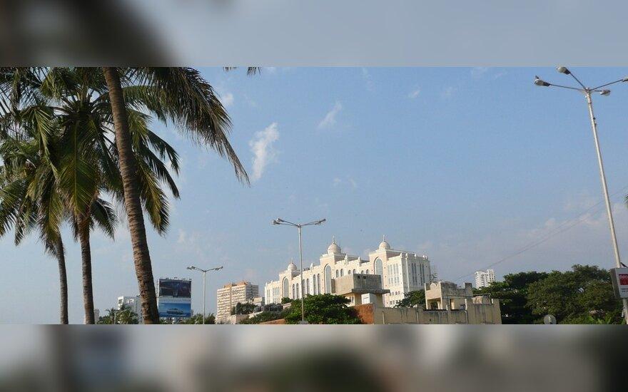 Turtingoji Mumbajaus dalis