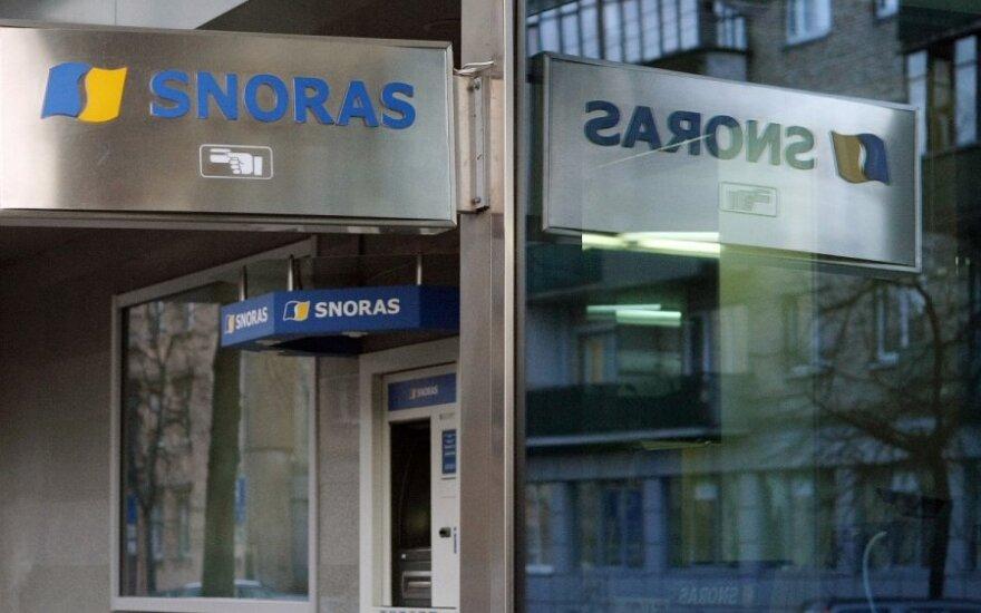 Василяускас: в течение нескольких дней пропало 200 млн. литов из Snoras