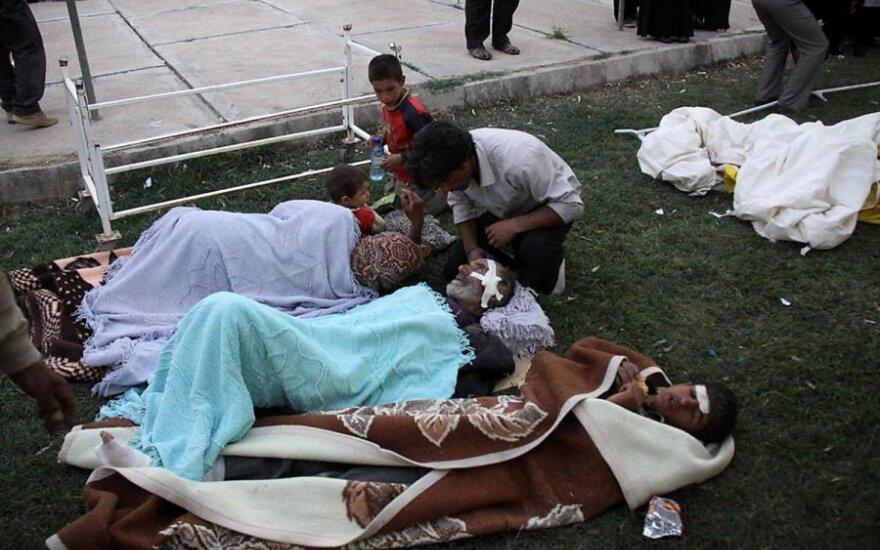 Iran: Dwa trzęsienia ziemi. Setki ofiar i rannych