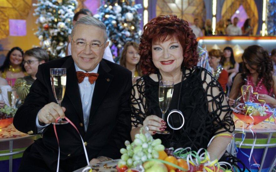 На фоне скандального развода Петросян собирает аншлаги, а на Степаненко никто не идет