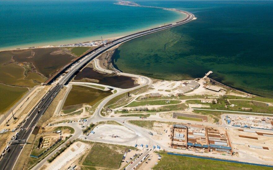 Власти Крыма попросили 1,7 млрд евро на ремонт дорог
