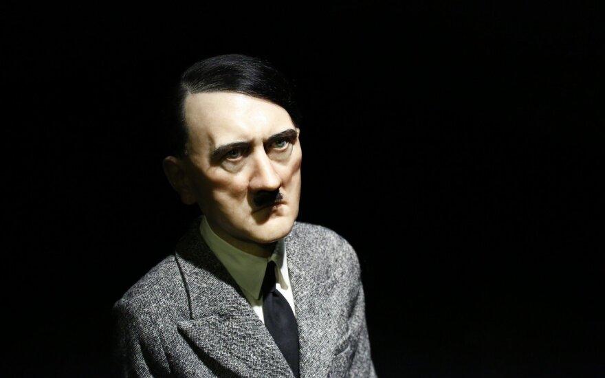 BBC снимает в Вильнюсе сериал об Гитлере и нацистах