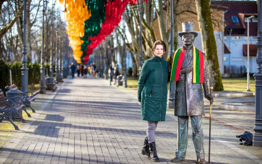 Литва празднует 30-летие восстановления независимости