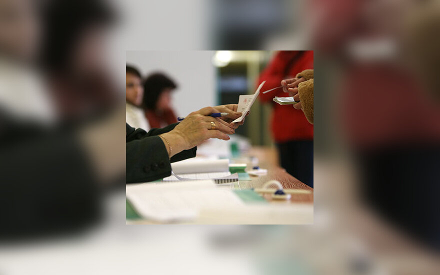 Balsavimas, rinkimai