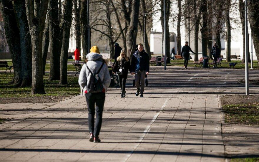 В среду в Литве по-прежнему будет тепло