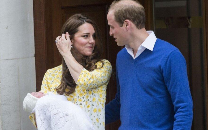 Какой станет дочь Кейт Миддлтон и принца Уильяма через несколько лет