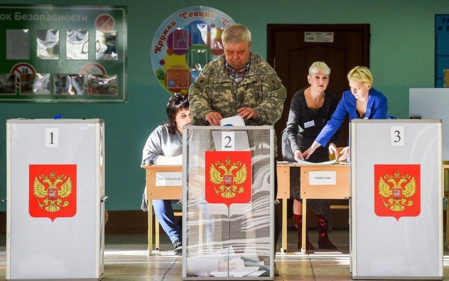 Regioniniai rinkimai Rusijoje