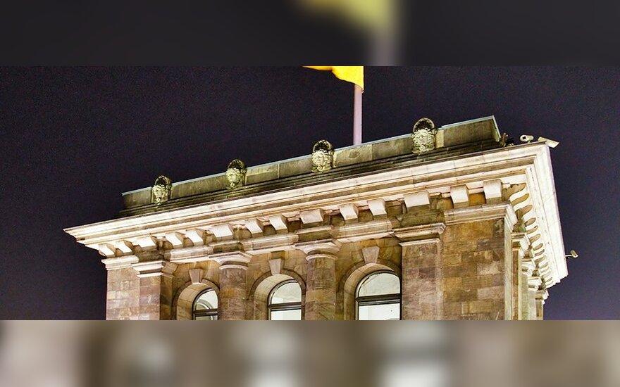 Впервые в истории бундестаг ФРГ сместил председателя комитета