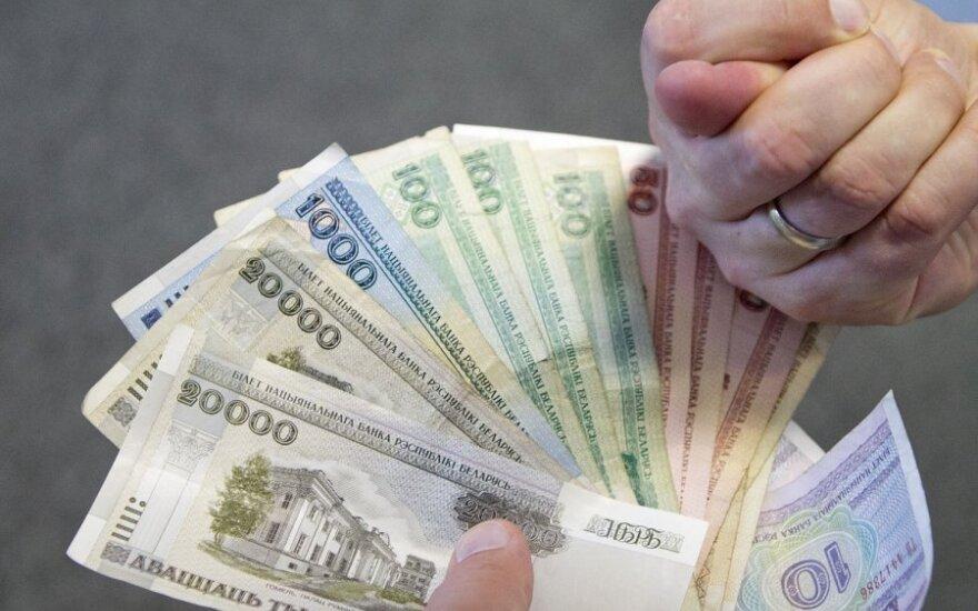 Белорусские деньги становятся дефицитом