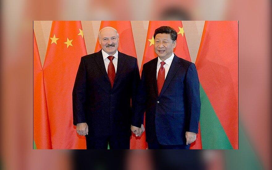 Лукашенко надеется на новый этап отношений с Китаем