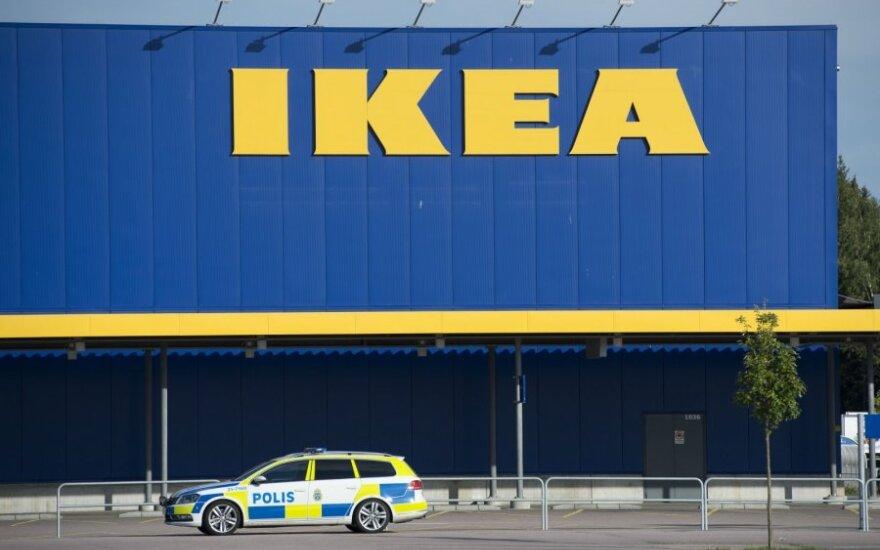 Ikea в Литве принадлежат 20 000 гектаров леса