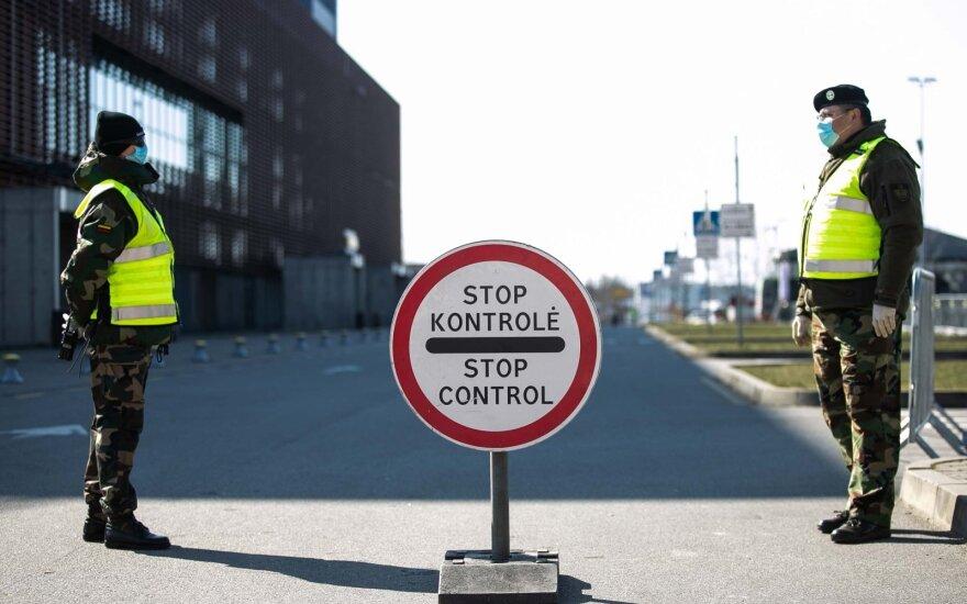 Западная Литва: больных коронавирусом могут разместить в психдиспансере в 40 километрах от Клайпеды