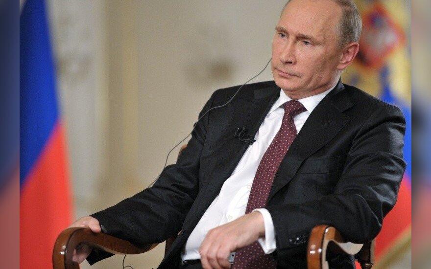 Putin zaapelował do narodu amerykańskiego ws. Syrii