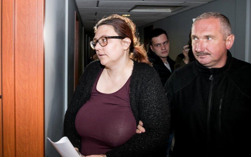 СМИ: подозреваемая в убийстве женщина – Жукаускайте-Шакалене