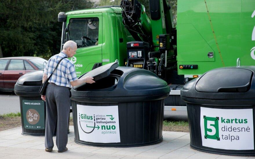 У столичных многоквартирных домов не останется обычных контейнеров: какие ждут перемены