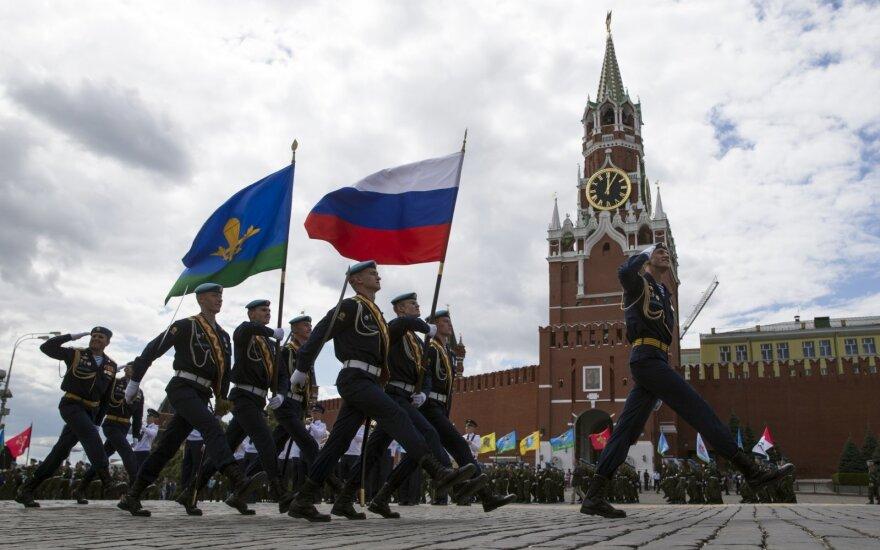 СМИ: белорусы не против переименовать Россию в Московию