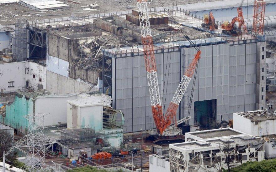 Fukušimos atominė jėgainė po avarijos