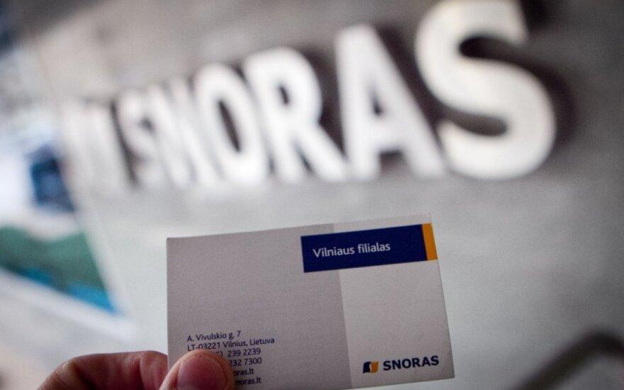Предъявлены первые иски из-за убытков, нанесенных банком Snoras