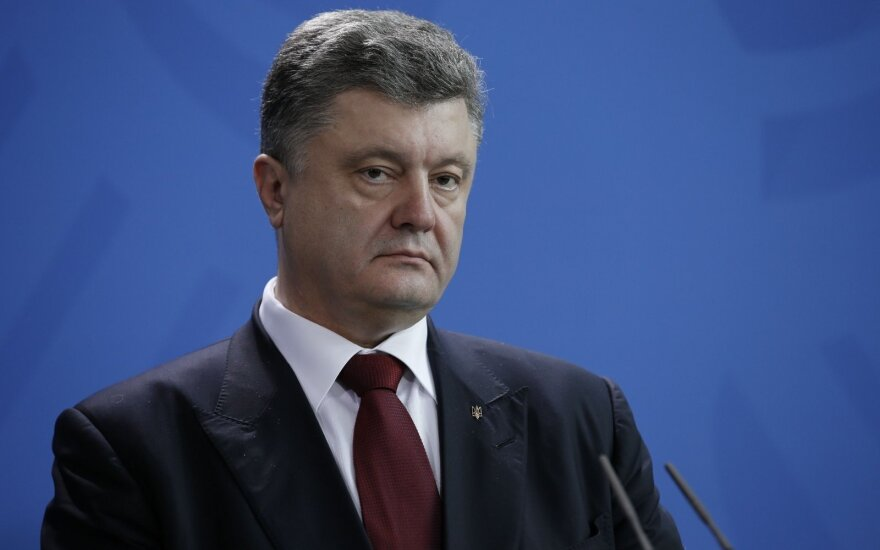 Порошенко впервые прокомментировал лишение Саакашвили гражданства