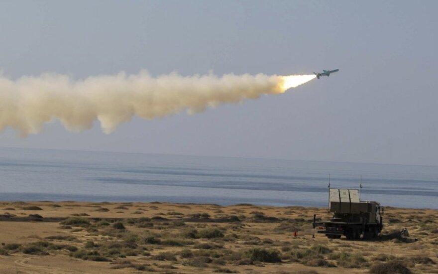 """Иранские ракеты """"научились"""" поражать цели за 50 км"""