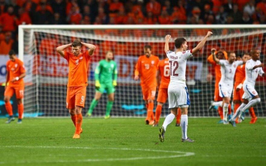 Хорватия и Турция — c путевками, Голландия впервые за 30 лет не вышла на ЧЕ