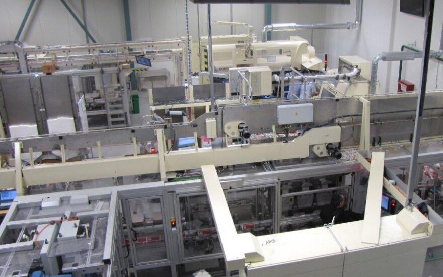 Filtrinių tūbelių gamyba